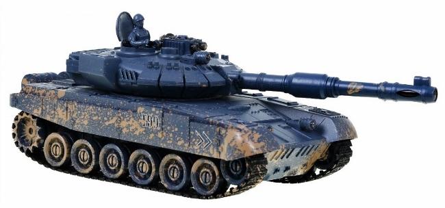 Czołg zdalnie sterowany T90